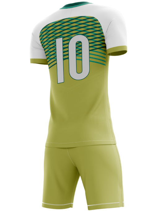 Pattern Custom Affordable Soccer Kit