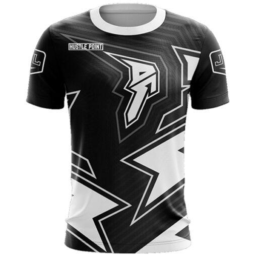 elektroninio sporto marškinėliai