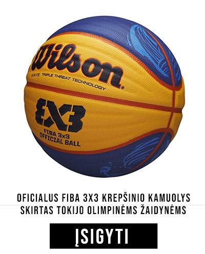 Oficialus FIBA 3×3 kamuolys 2020-21