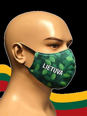 Veido kaukė Lietuva